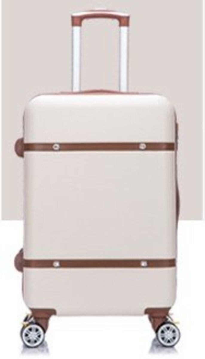 V系列20吋耐衝擊行李箱 (米)(400-20)