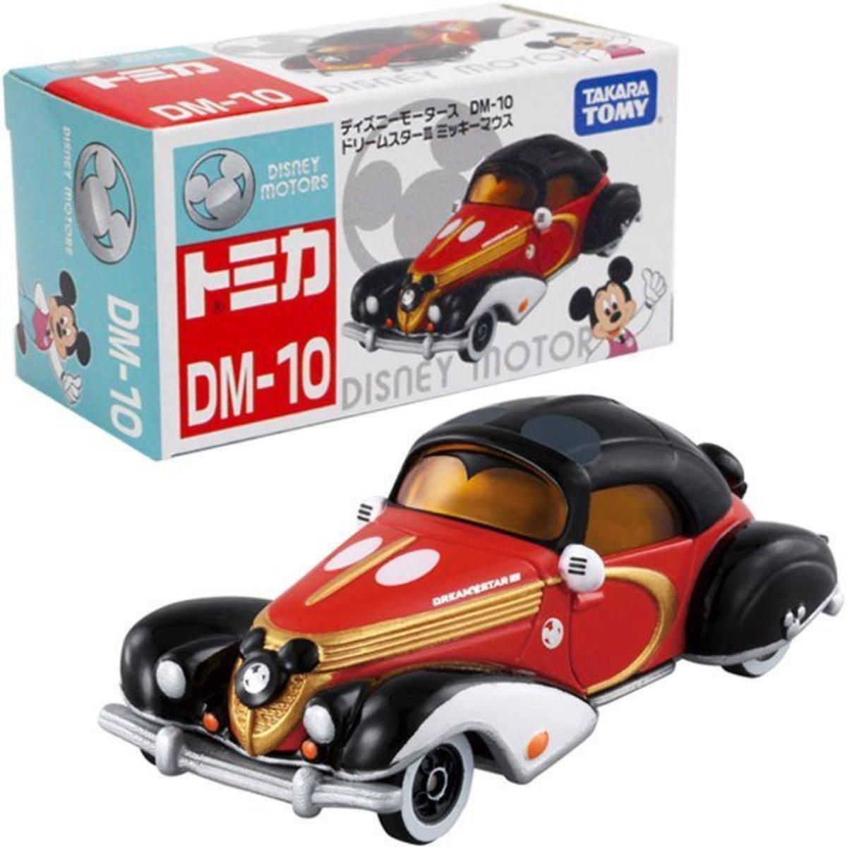 Japanese Version Disney Motors DM-10 Classic Mickey III(108061)