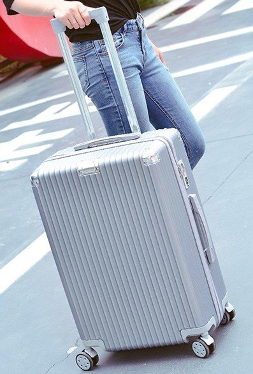 C series suitcase 20 inch(SV)(5121-20)
