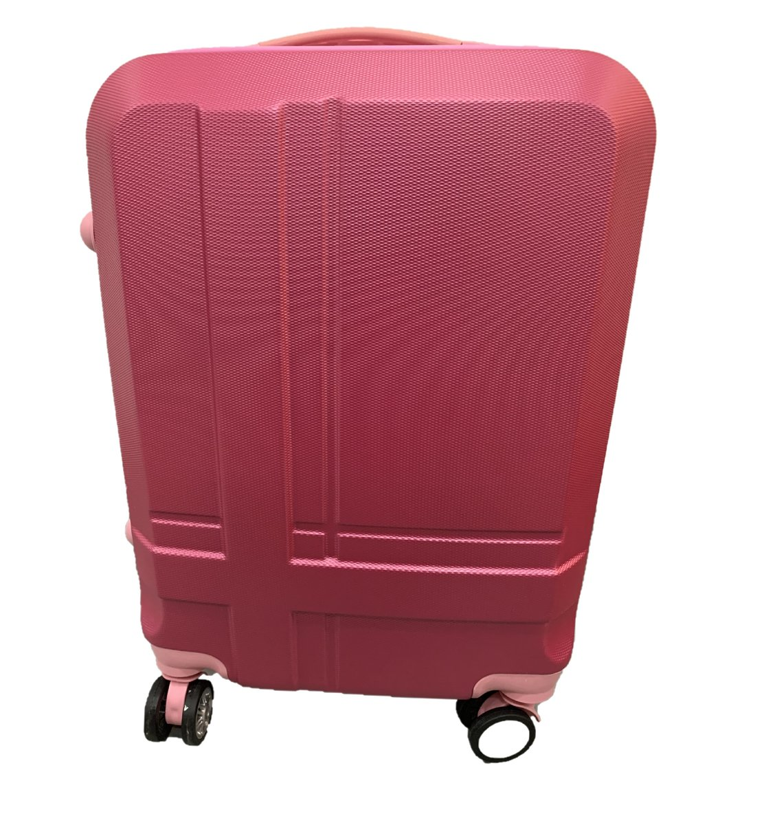 T series 20in impact resistant luggage - Red 530-20RD
