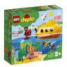 LEGO®DUPLO 10910 潛水艇 (海洋,積木)