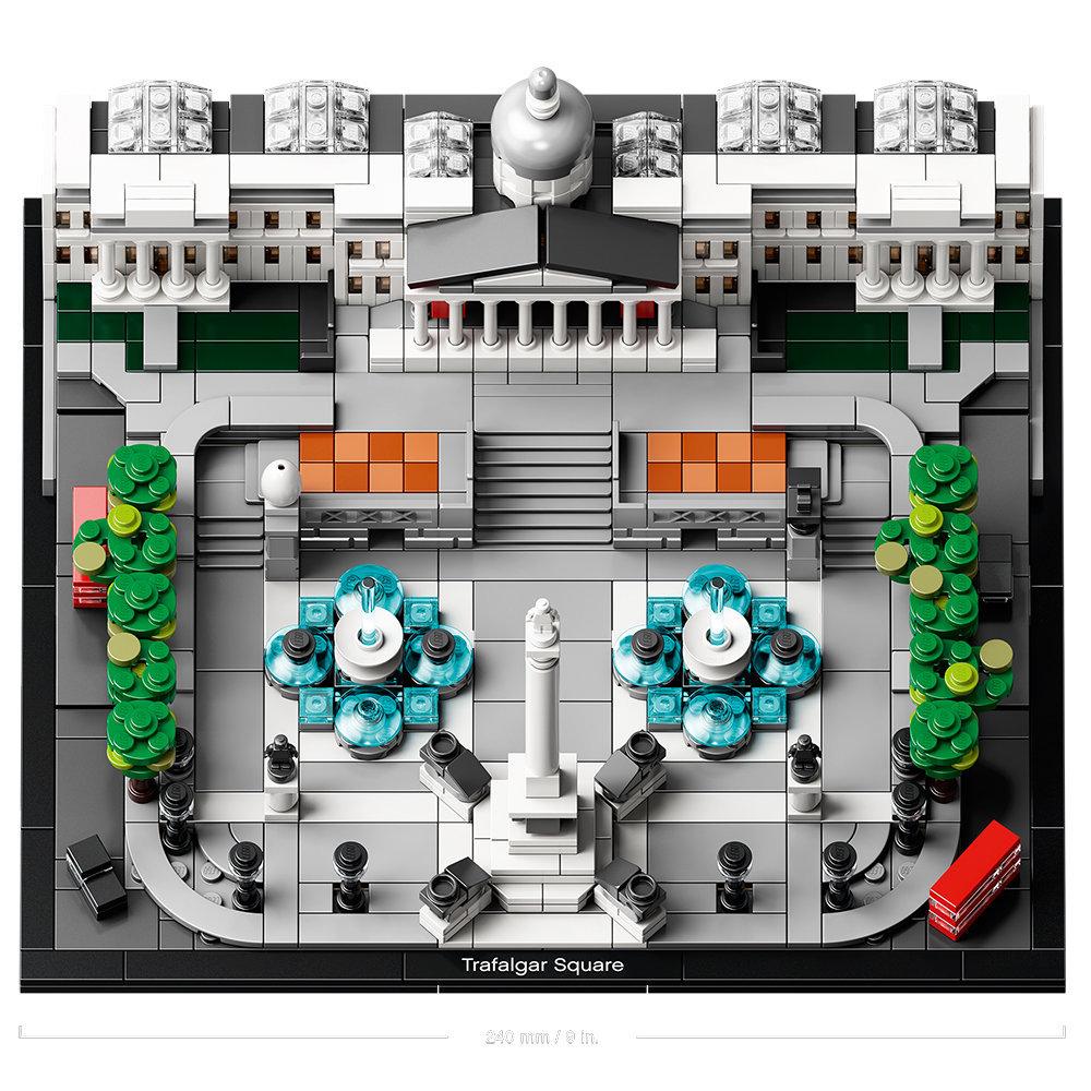 LEGO Architecture 21045 21046 Trafalgar Square Empire State Building presale