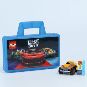 30369 Beach Buggy & LEGO® Vehicle Racer's Box
