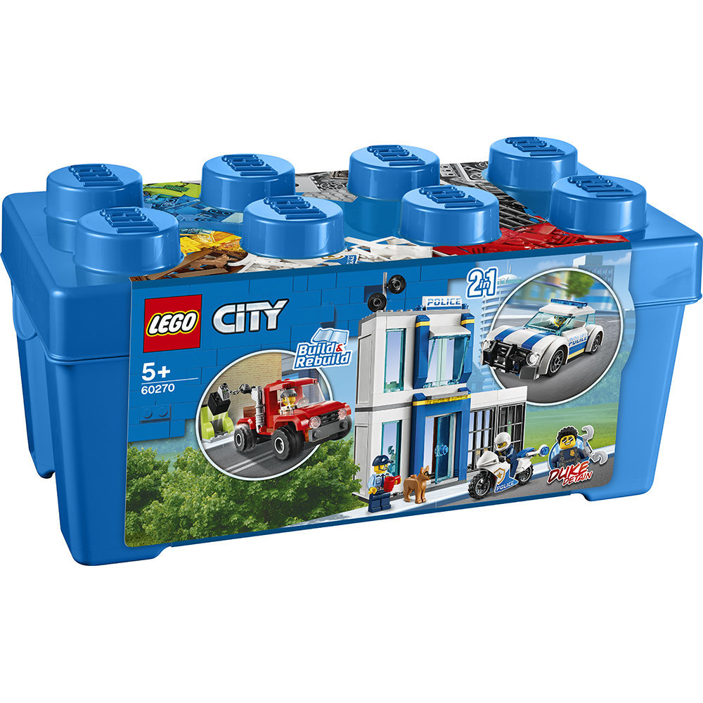 Pet Dog Food NEW Lego Minifig 3 Short WHITE  BONES in Brown Barrel