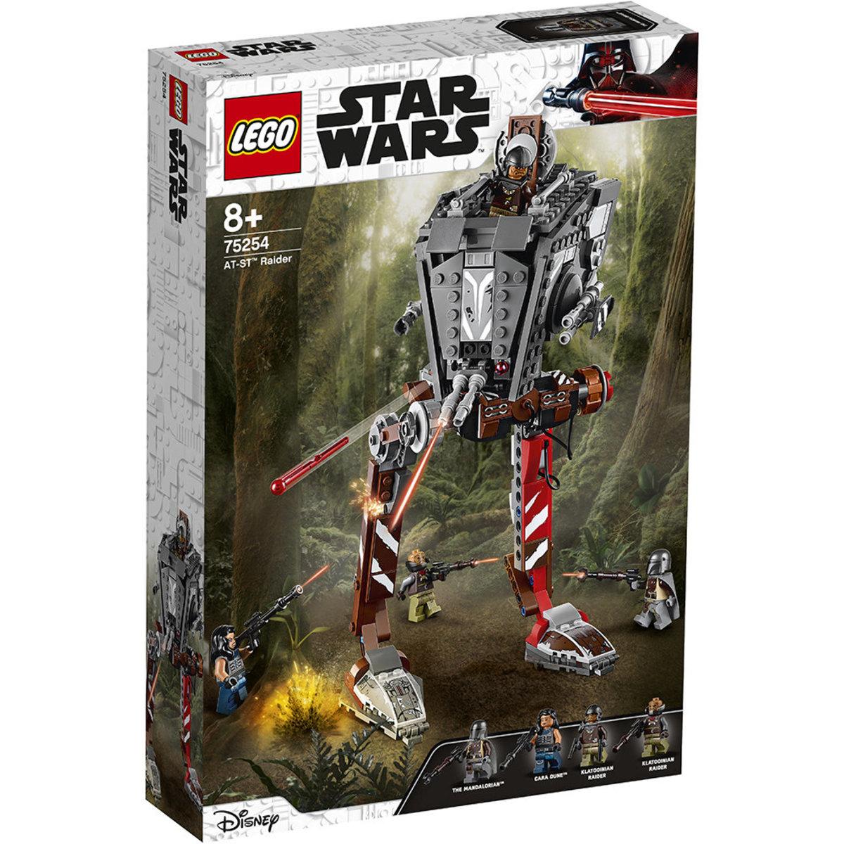 LEGO®Star Wars™ 75254 AT-ST™ Raider (Space, Star Wars)