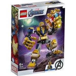 樂高 LEGO®Marvel 76141 Thanos Mech (復仇者, 漫威) 152 顆粒