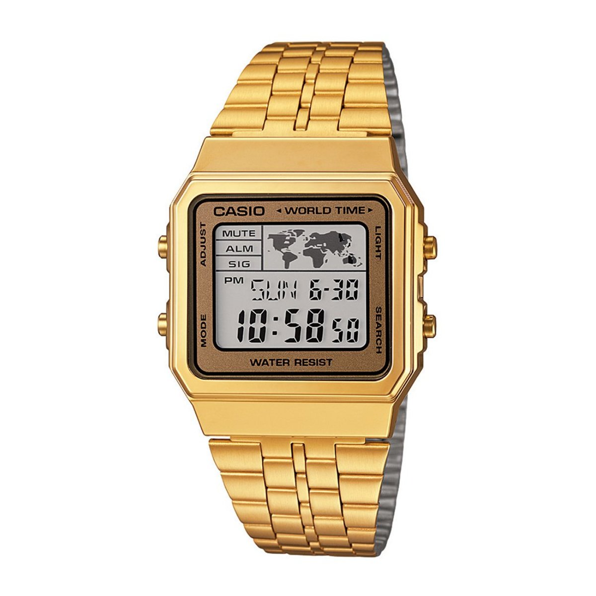 Electronic Watches - A500WGA-9 (Parallel Import Goods)