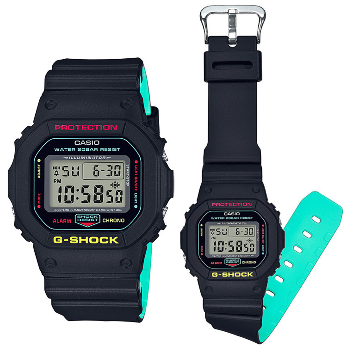 Electronic Watch - DW-5600CMB-1 (Parallel Import goods)