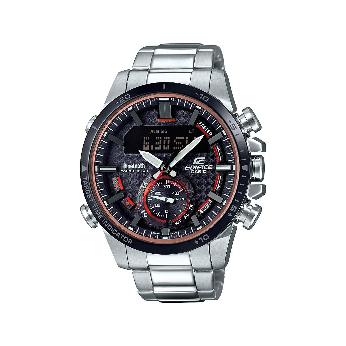 Electronic Watch - ECB-800DB-1A (Parallel Import goods)