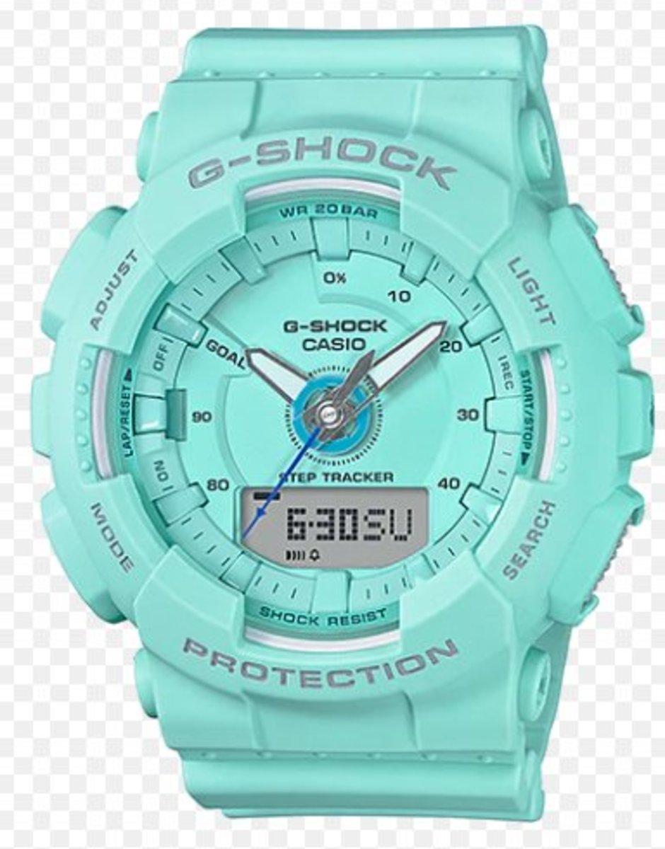 電子錶 - GMA-S130A-2A (平行進口貨品)