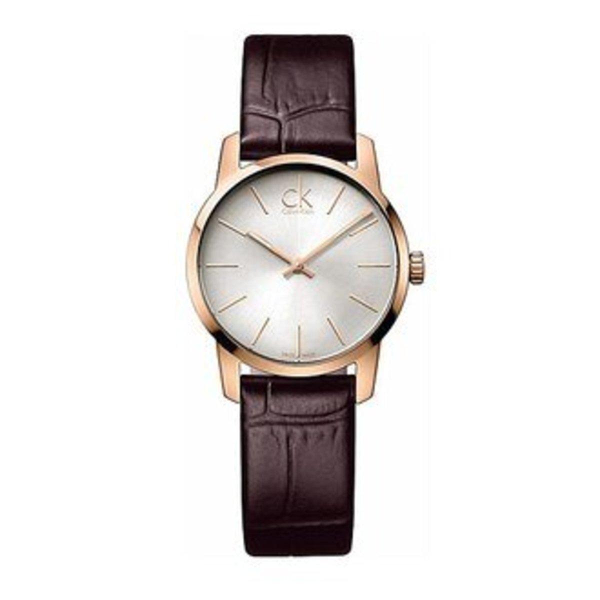 CK City - Ladies Watches - K2G23620 (Parallel Import Goods)