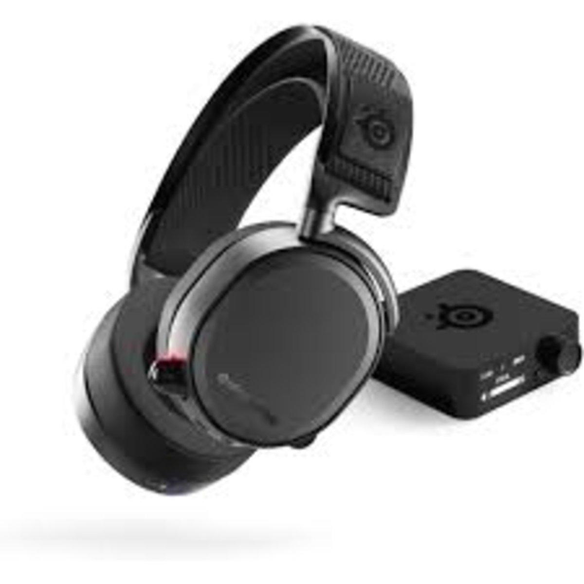 Arctis Pro Wireless 無線耳機 Wireless 黑色