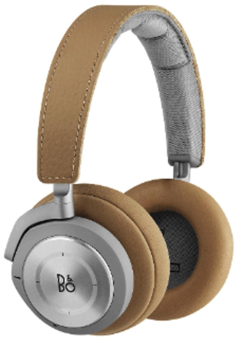 BEOPlay H9i 無線主動降噪藍牙頭戴式耳機 - 棕色