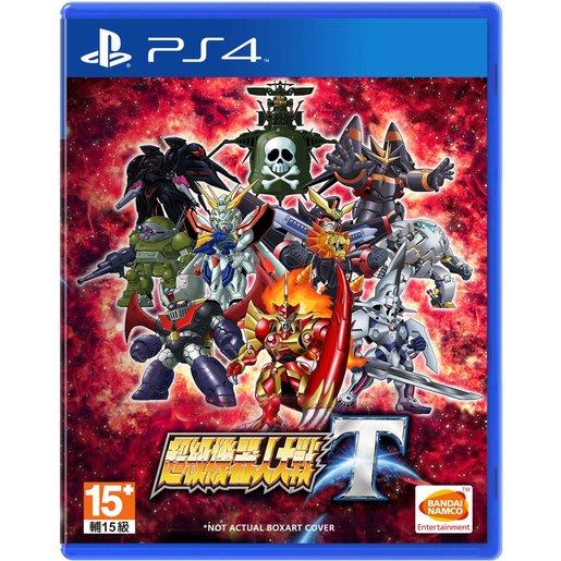 PS4 Game - 超級機器人大戰 T