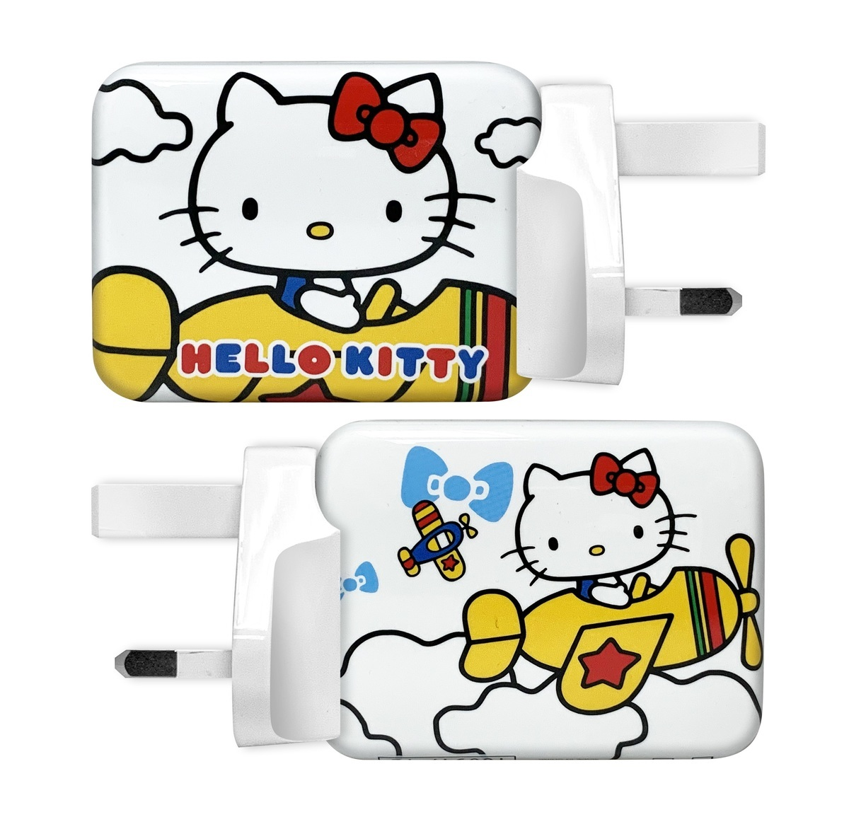 Hello Kitty 4 Ports Travel Charger