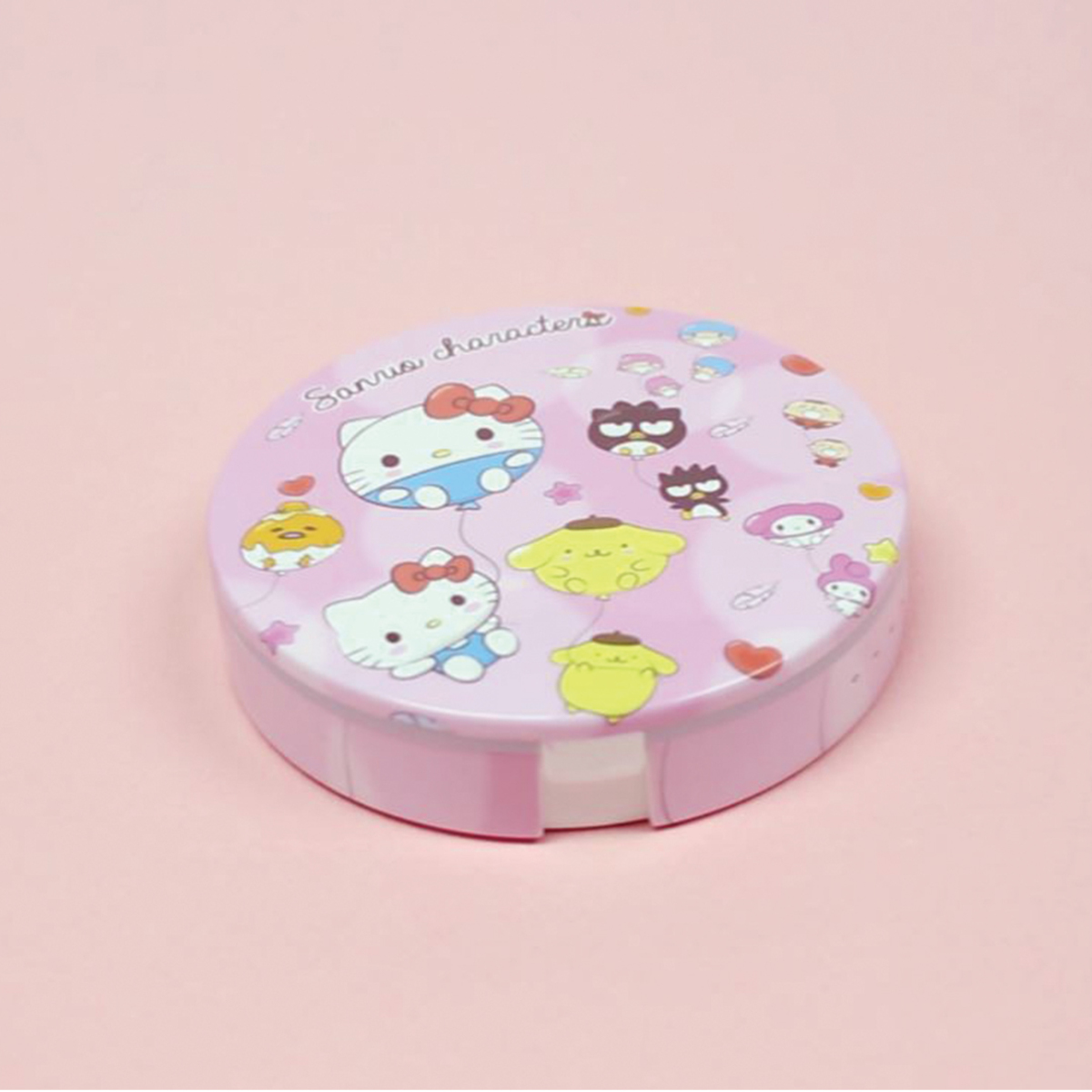 Sanrio SANRIO MIX CHARACTER LED燈鏡盒充電器 4500mah