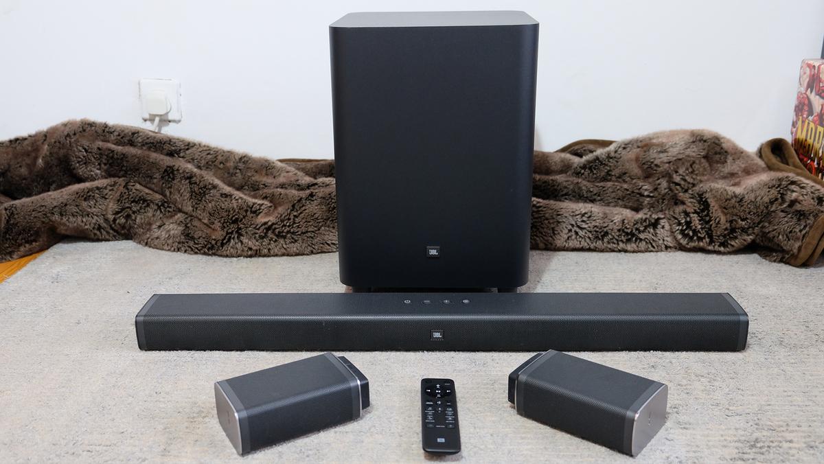 Bar 5.1 sound bar 無線後置(1 年行貨保用)
