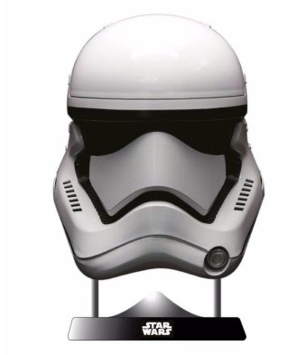 Star Wars Stormtrooper 帝國風暴兵無線藍芽喇叭 761567 香港行貨