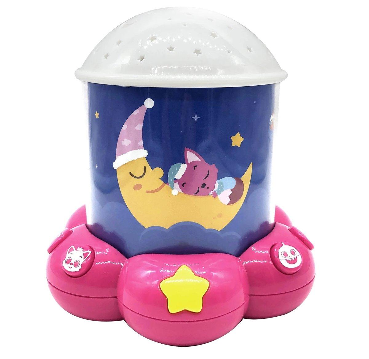 嬰兒睡眠搖籃曲小夜燈 旋律音樂燈