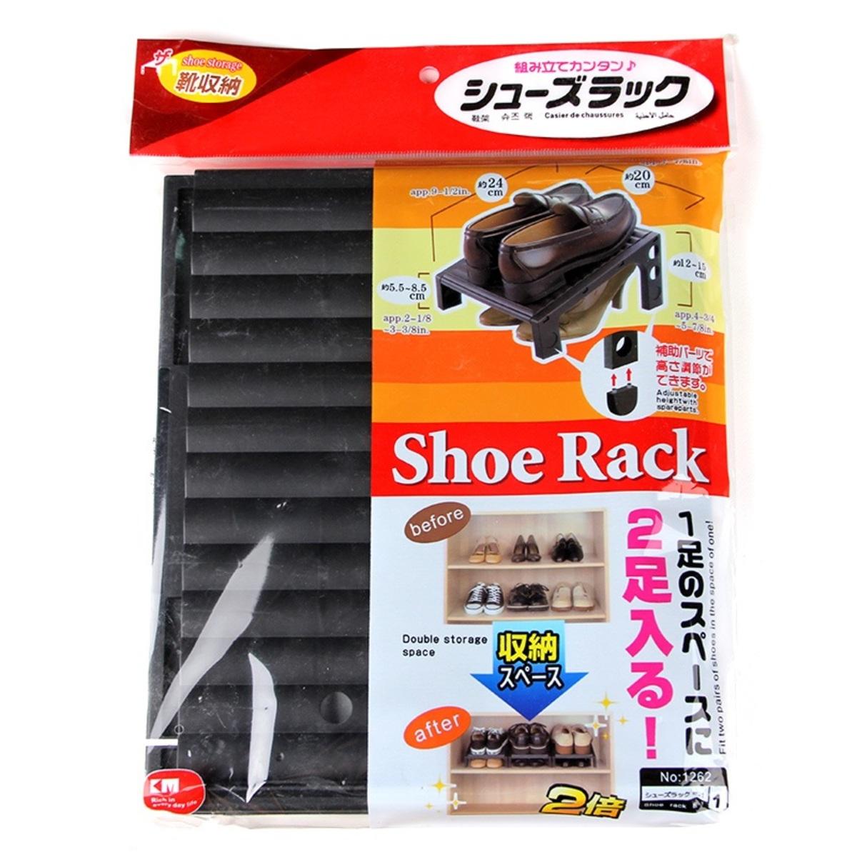 日本KM.1262 簡便鞋架