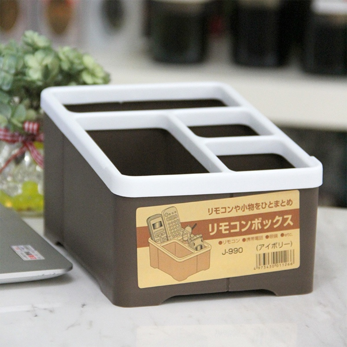 日本SWANSON J-990 遥控器收纳 盒桌面整理盒