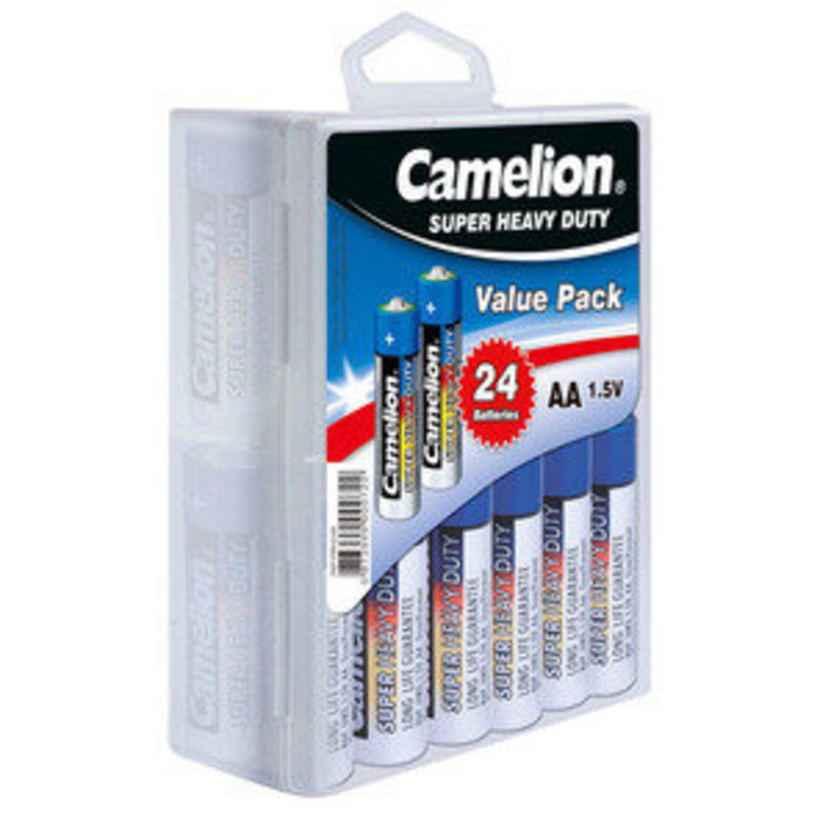 CameliAA Batery (24 value pack)