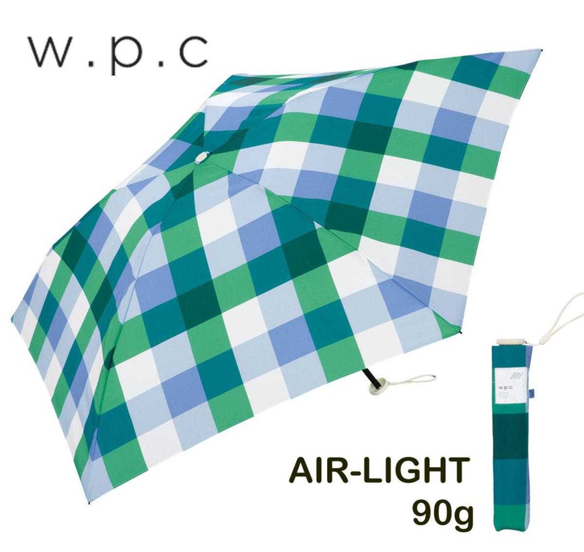 Lightweight 90gUmbrella ‧specialist from Japan - Folding Umbrella (Air-Light 90g) GR Check