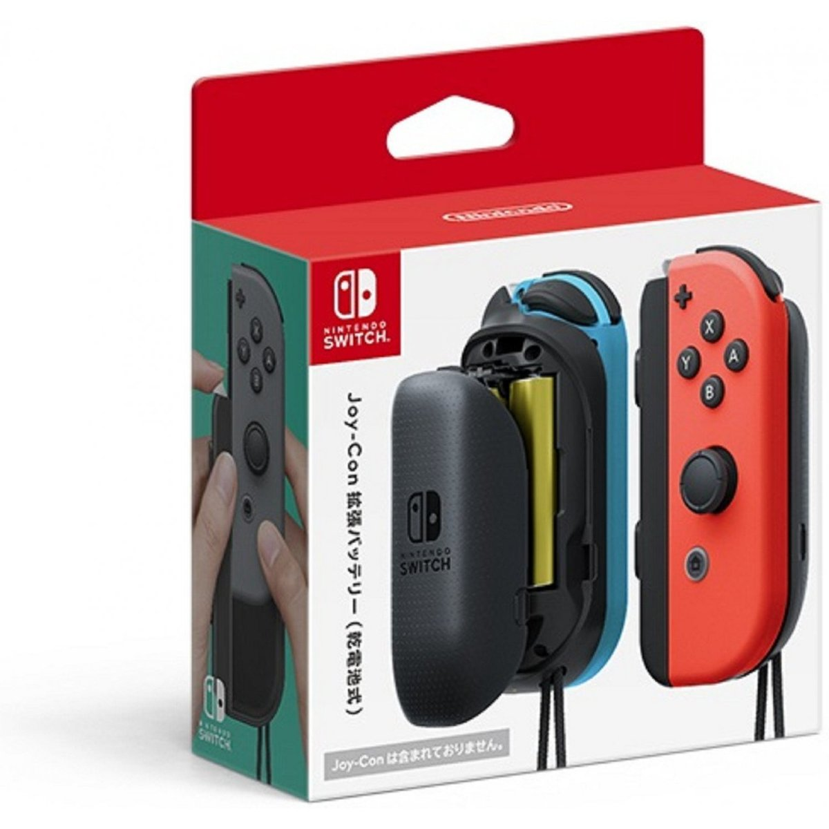 JOY-CON EXTENDED BATTERY (DRY CELL)
