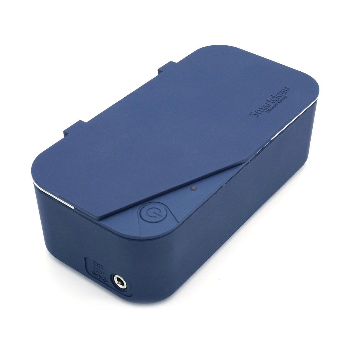 Smartclean 「亮睛睛」超聲波眼鏡清洗機 Vison.5 - 深藍色