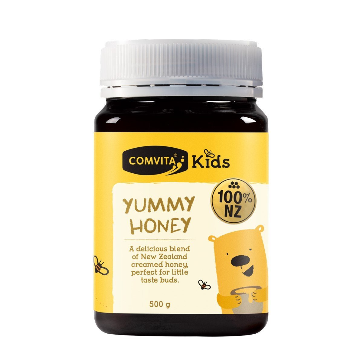 Kids Yummy Honey 500g