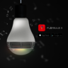 PLAYBULB™ color - Intelligent color LED bulb and wireless speaker 2 in 1