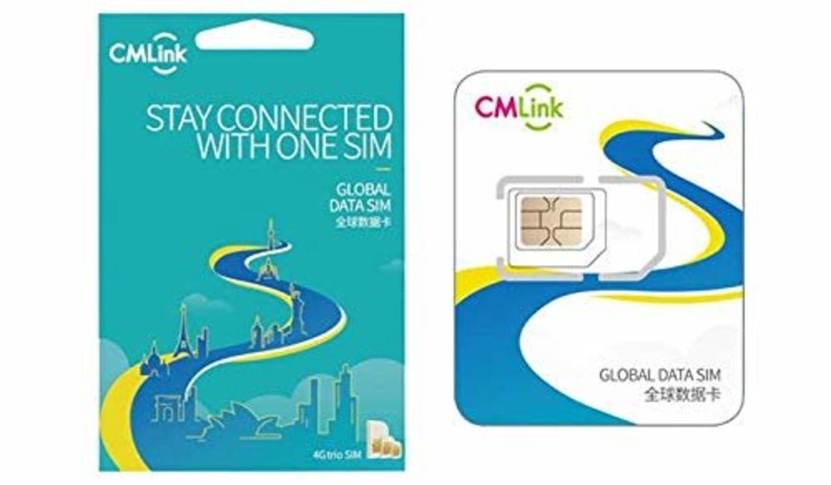 ChinaMobile Europe 42 Destinations 15-Days 4G/3G Unlimited Data Sim Card