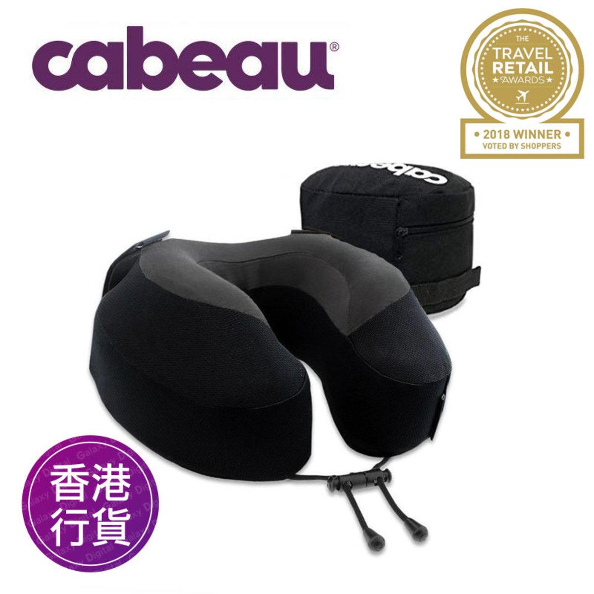 香港行貨 Evolution S3 旅行用記憶棉頸枕 黑色
