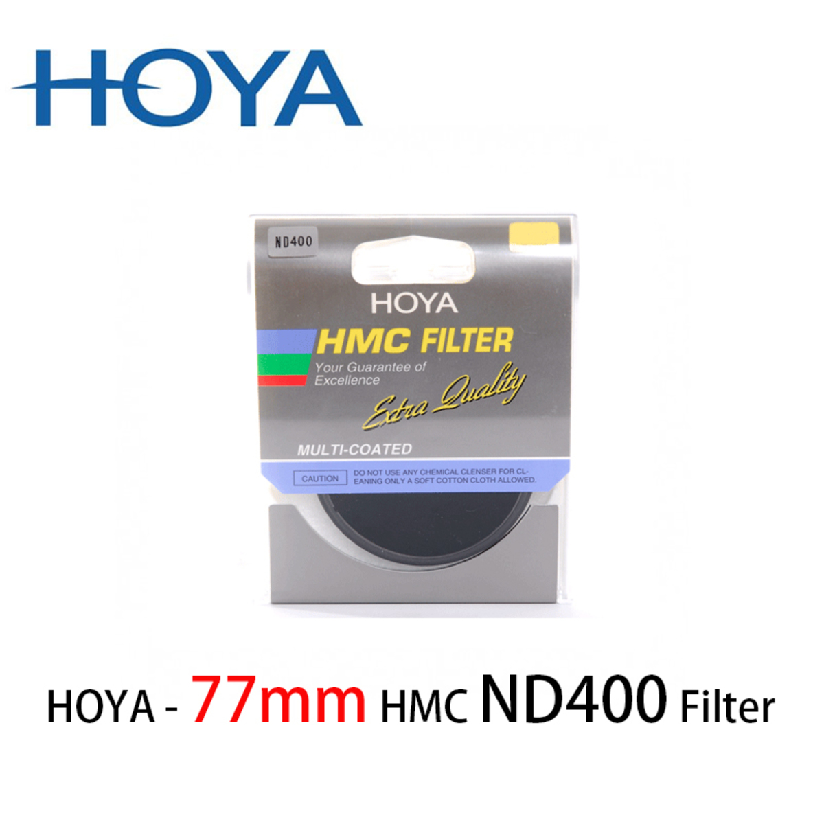77mm HMC ND400 Filter