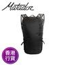 FREERAIN24 2.0 防水折疊運動雙肩背包 - 24L黑