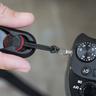 Leash Camera Strap (Black)