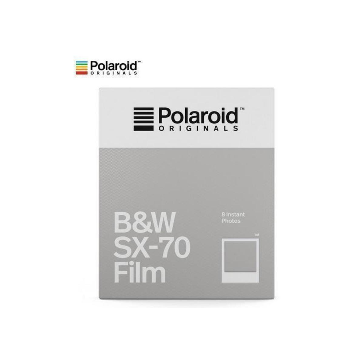 B&W Instant Film for SX-70