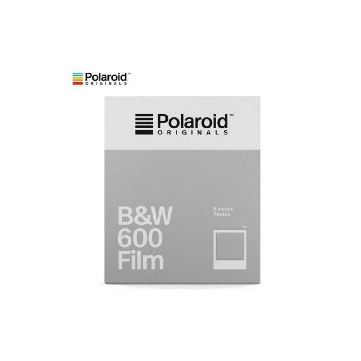 B&W Instant Film for 600