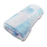 法蘭絨浴巾(藍) - BT120BL