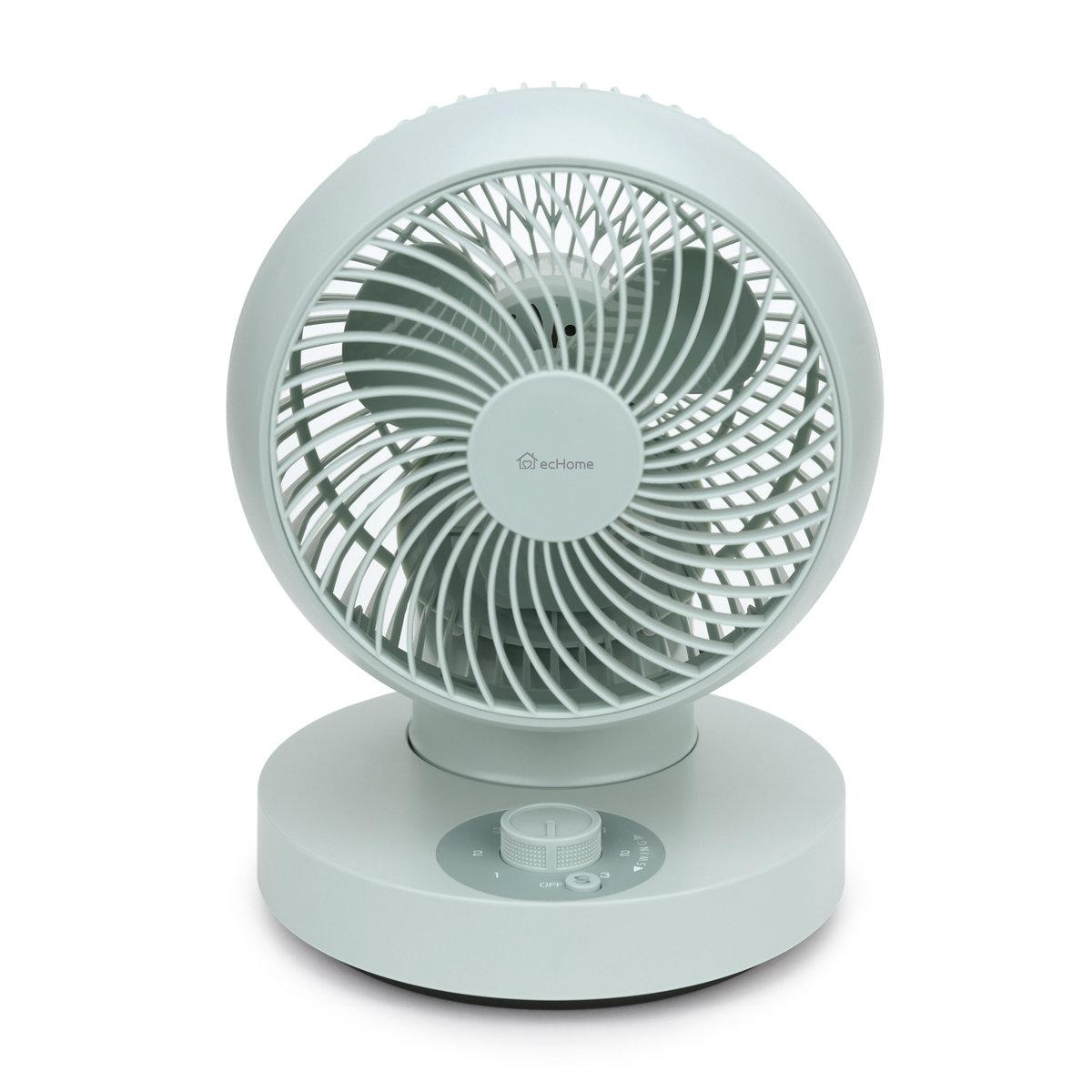 "7"" Desk Air Circulation Fan - DF7C3DGR"