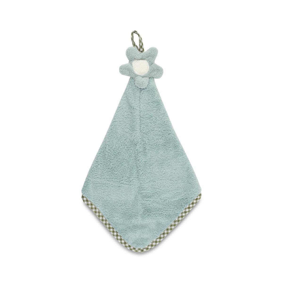 可掛式廚房抹手布(綠色) - KT1S1830GR