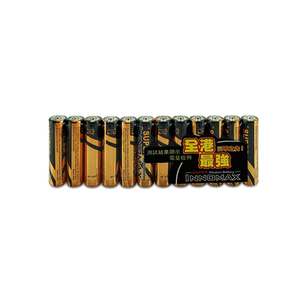 AAA Alkaline Battery - LR03AAA12