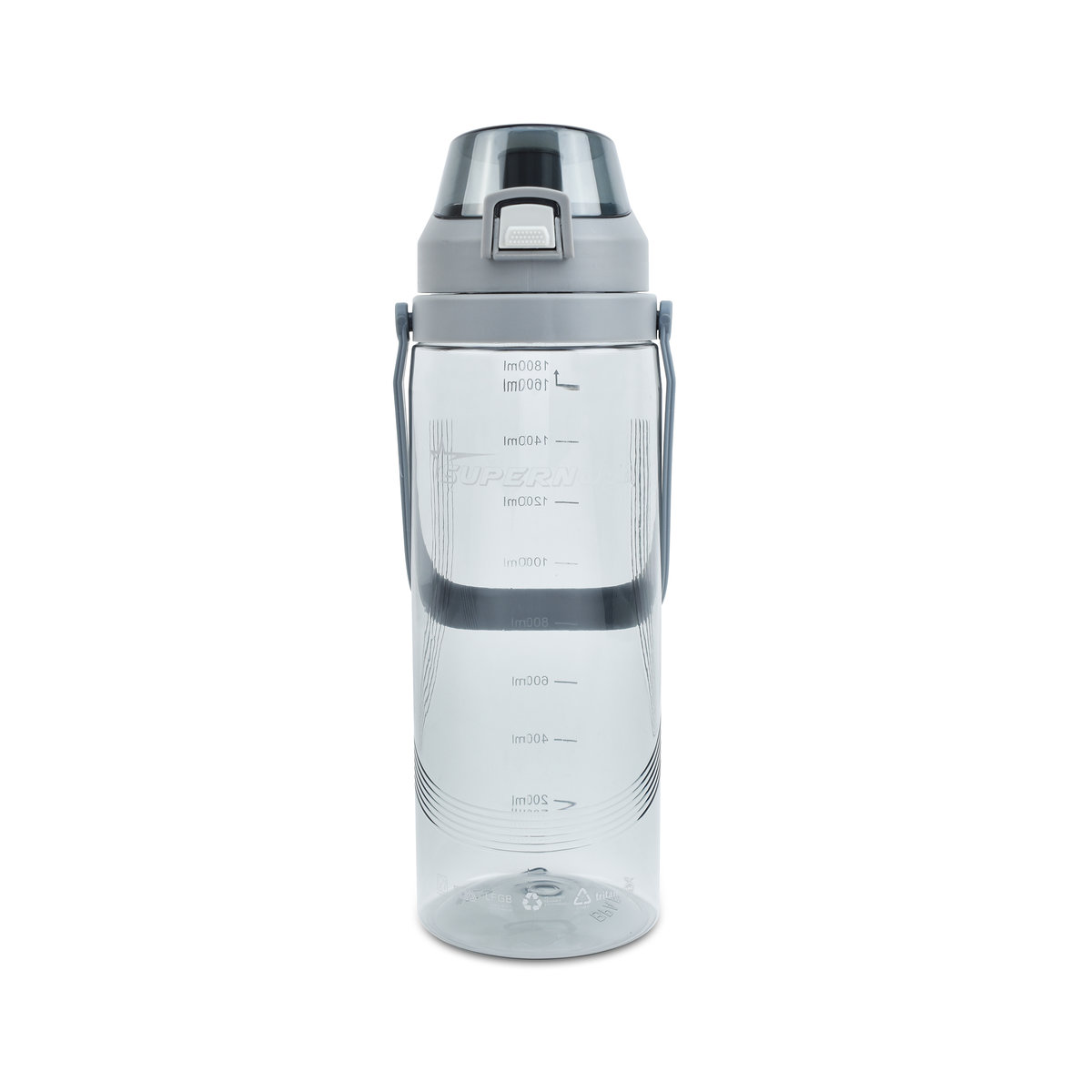 1800ml Tritan plastic bottle - PB1800GY