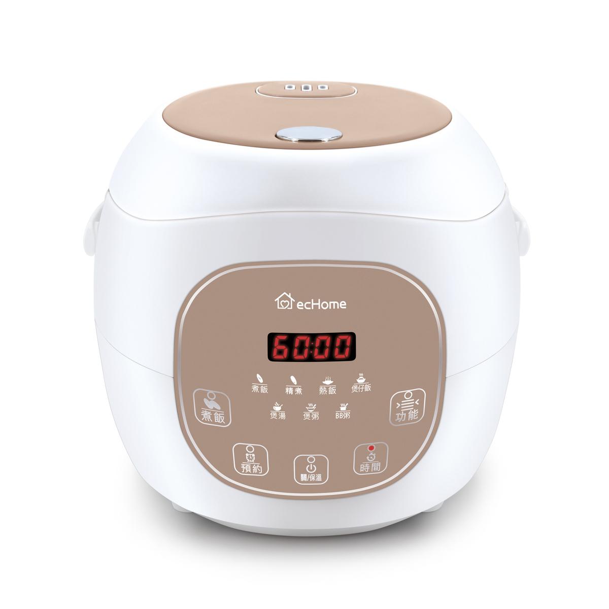 1.2L微電腦電飯煲陶瓷內鍋 - RCK12C