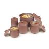 Purple Clay Stewing & Soup Pot - SP600PC