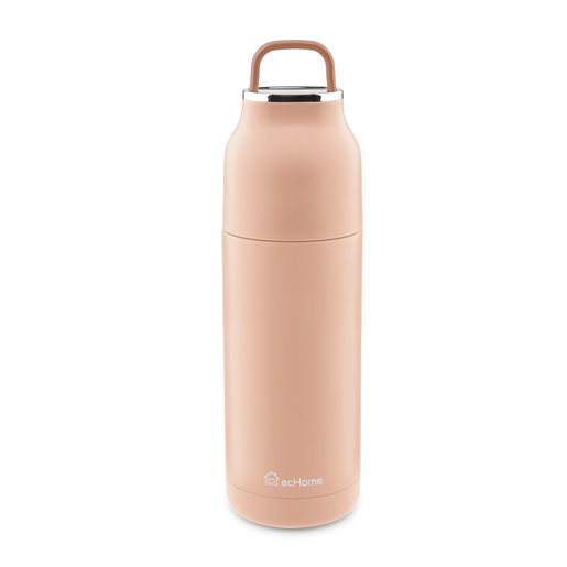 350ml Vacuum Bottle (light orange) - VB350LOR