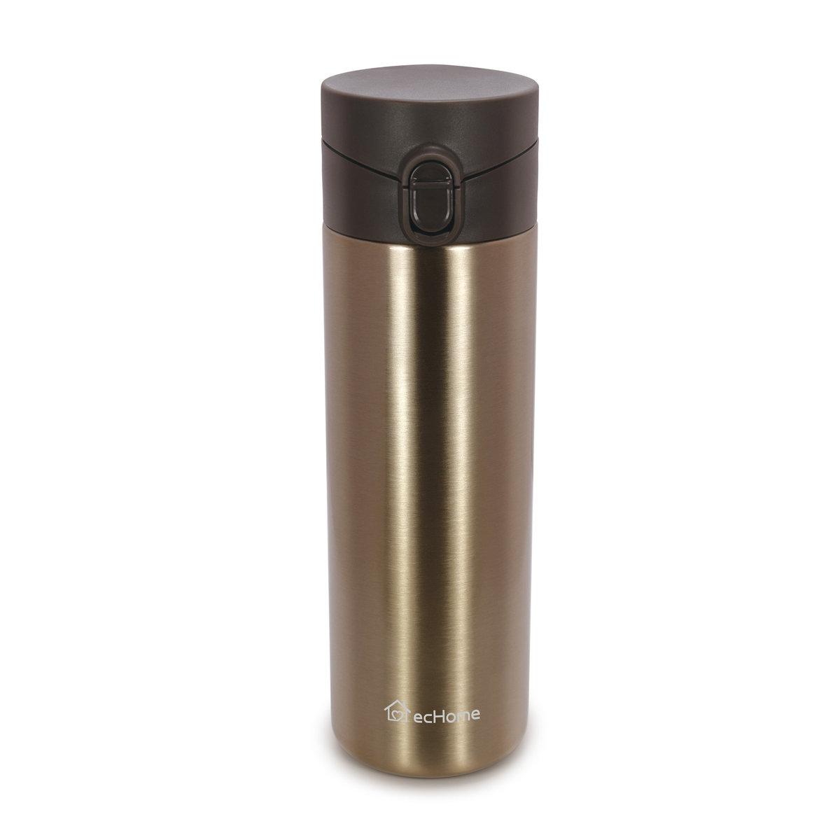 500ml Vacuum Bottle (Brown) - VB500BR
