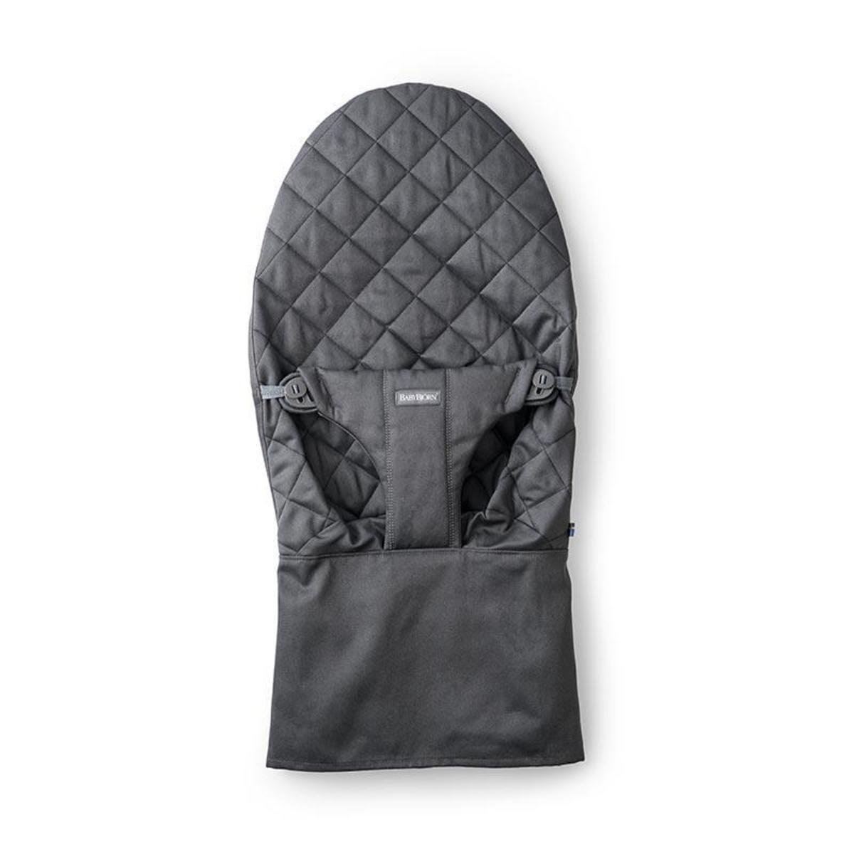 c07b5df7d3b Fabric Seat for Bouncer Baby Rocker Cover Swedish Brand (6 colors) - Smoke  gray