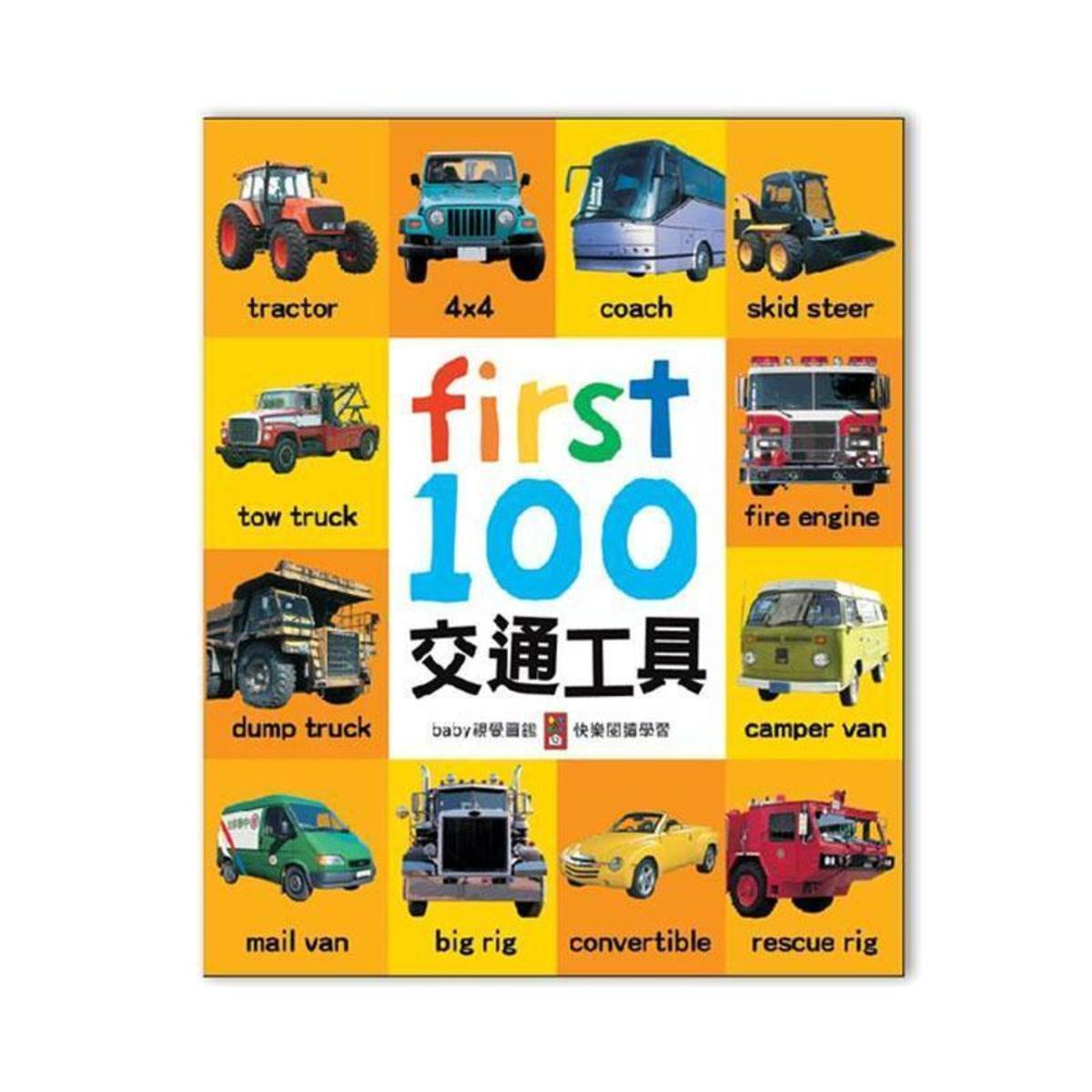 Publishing First100 Vehicles Taiwan Imports
