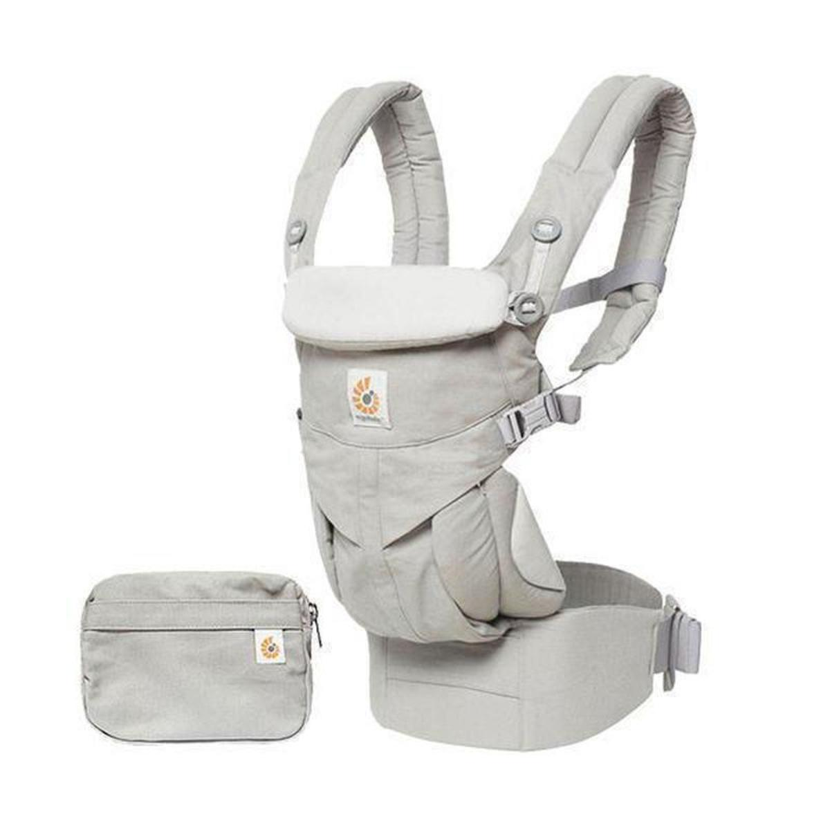 Ergobaby Omni all-stage four-type 360 baby carrier (6 models) - Pearl ash